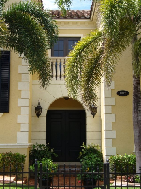 delray-beach-house-front-door
