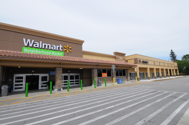 Palmetto Design Center Photo 3, Walmart, Macken Companies